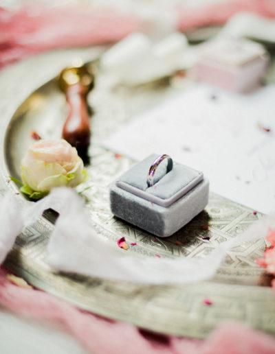 Accessoires marié, fleurs