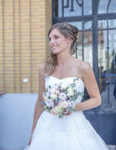 La jolie mariée