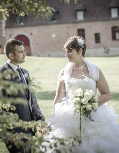 Mariés en balade